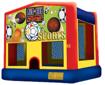 Sports Bouncer Rentals Nashville