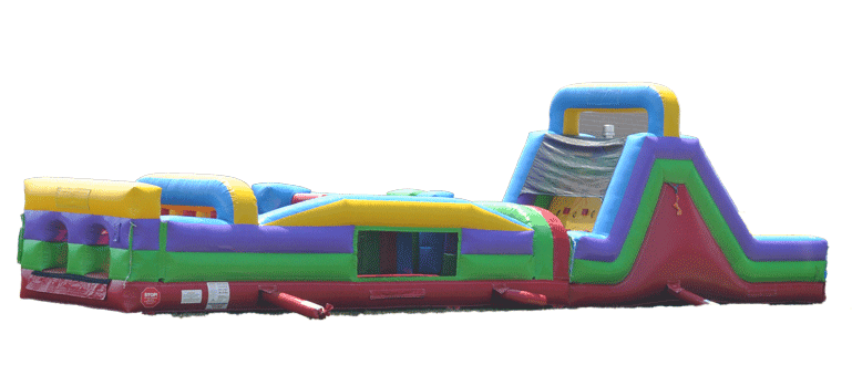 Inflatable Obstacle Course Rentals