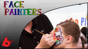 Rent a face painter rentals