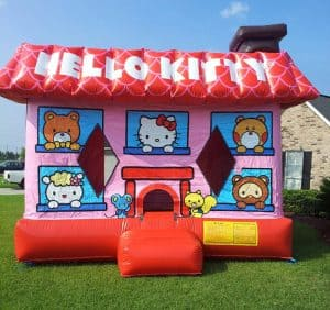 Hello Kitty Bounce House Rentals