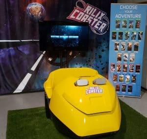 Virtual Reality Roller Coaster Rentals