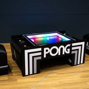 Atari Pong Coffee Table Rentals
