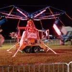 Ride Rentals - Ballistic Swing Ride