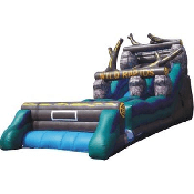 Wild Rapid Slide (Wet or Dry)