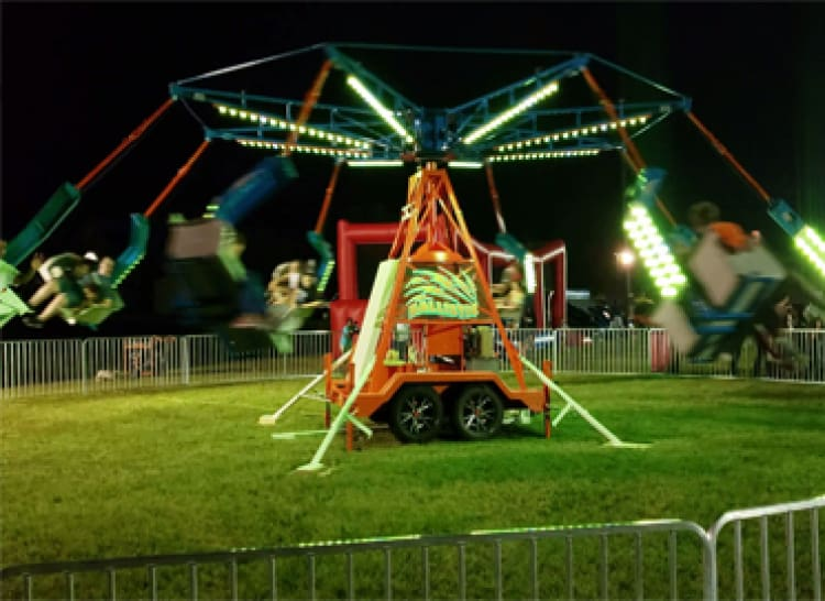Carnival Ride Rentals
