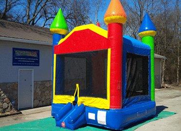 Castle Bounce House Rentals