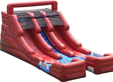 Double Lane Slide Rentals