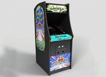 Galaga Arcade Rental