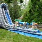 Hugh Water Slide Rentals