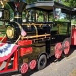 Trackless Train Rentals