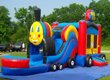 Train Bounce House Rentals