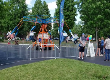 Amusement Ride Rentals