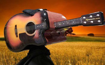 Mechanical Guitar Ride