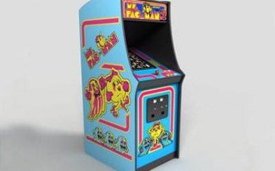 Ms Pacman Arcade Rental